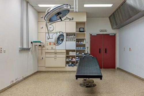 Hospital Exodus van