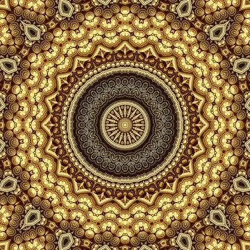 Mandala-harmonie van Marion Tenbergen