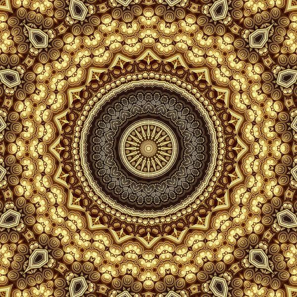 Mandala Harmonie von Marion Tenbergen