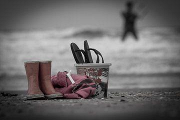 Stranddag! van Sjoerd de Hoop