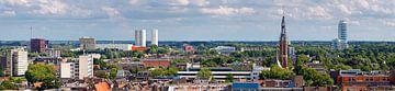Panorama Groningen Süden von