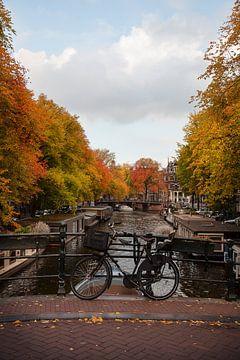 Amsterdam im Herbst von Thomas Kuipers