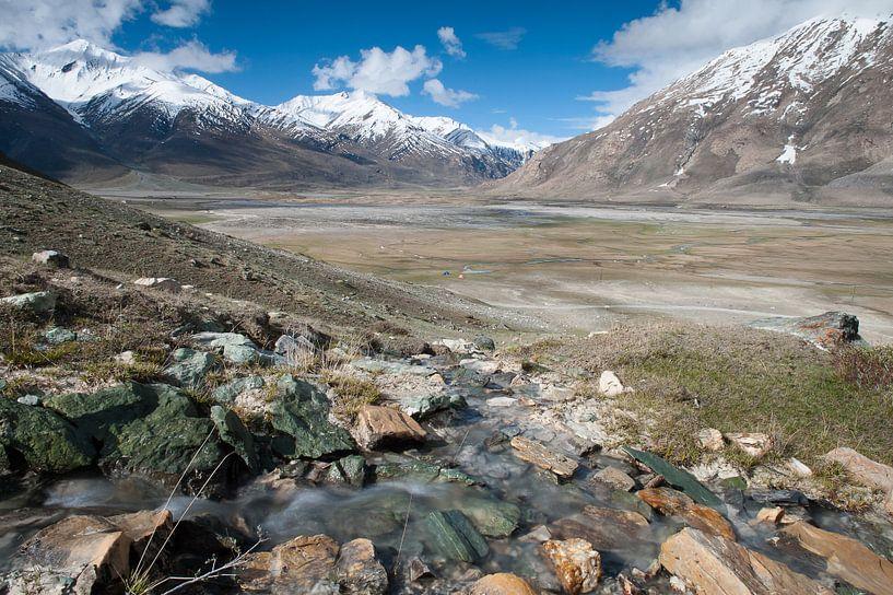 Himalaya Vallei 2 van Monique Pouwels