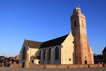 Andreas Kirche in Katwijk von Bobsphotography