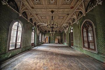 Schloss Rapunzel von Marius Mergelsberg