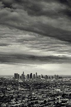 Los Angeles downtown van Keesnan Dogger Fotografie
