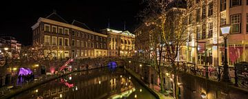 Utrecht, Bezembrug, Niederlande von Peter Bolman