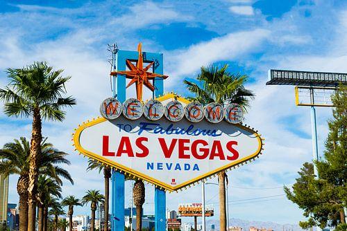 Sign, Las Vegas van