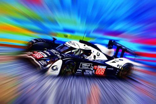 VANINA  & Le Mans 2010 - Digital Artworks Jean-Louis Glineur (without Watermark) van Jean-Louis Glineur alias DeVerviers