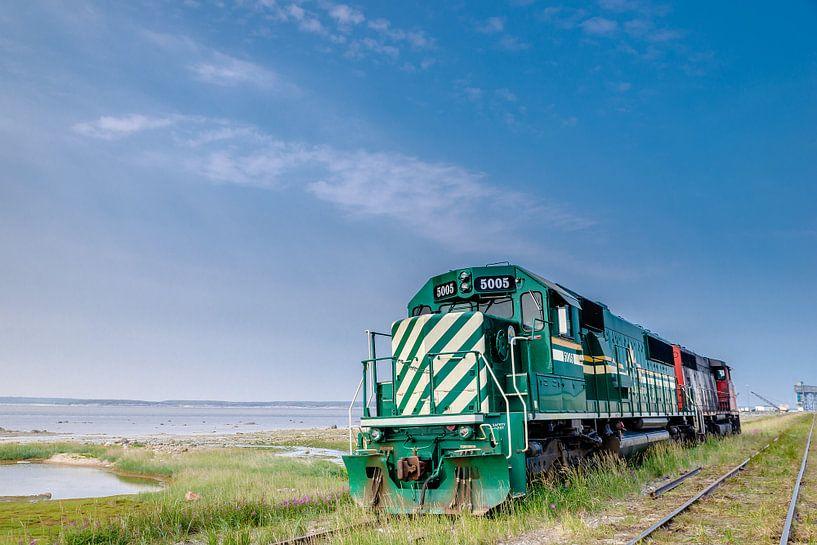Locomotief 5005 van Peter Vruggink