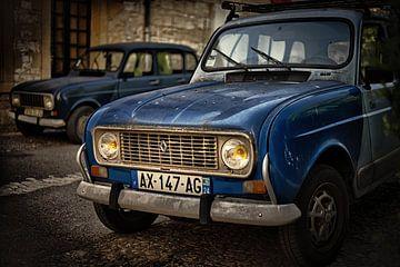 Renault 4 sur Dennis Borman