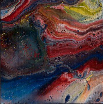 Galaxy 1 van Angelique van 't Riet