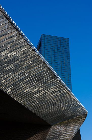 Rotterdam Centraal van Jaco Verheul