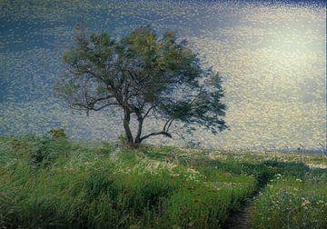 een boom voor  Vincent von Henk Speksnijder