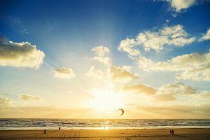 Zonnig Zandvoort von Casper De Graaf