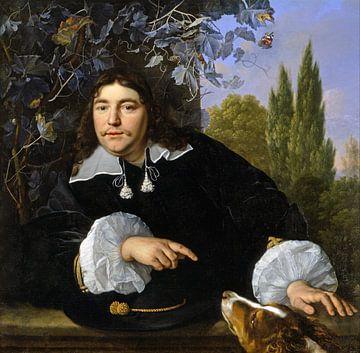 Selbstbildnis, Bartholomeus van der Helst von