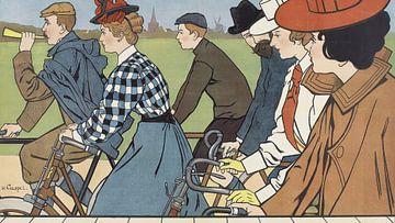 Hammer's Fietsen, Johann Georg van Caspel van Vintage Afbeeldingen