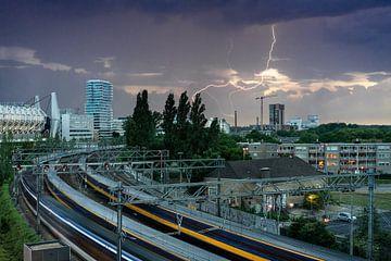 Zug-Spotting von Mitchell van Eijk
