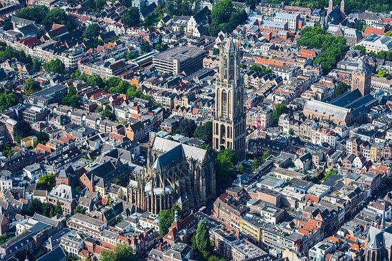 De Domkerk in Utrecht van De Utrechtse Internet Courant (DUIC)