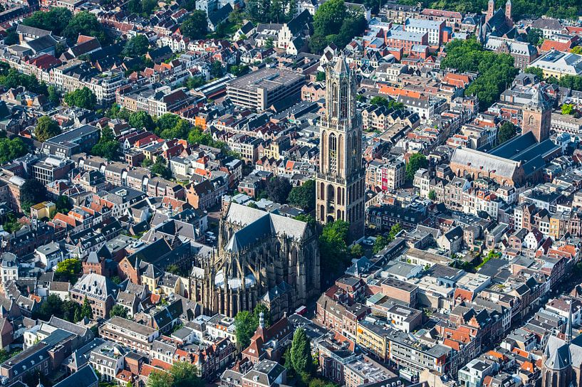 De Domkerk in Utrecht sur De Utrechtse Internet Courant (DUIC)