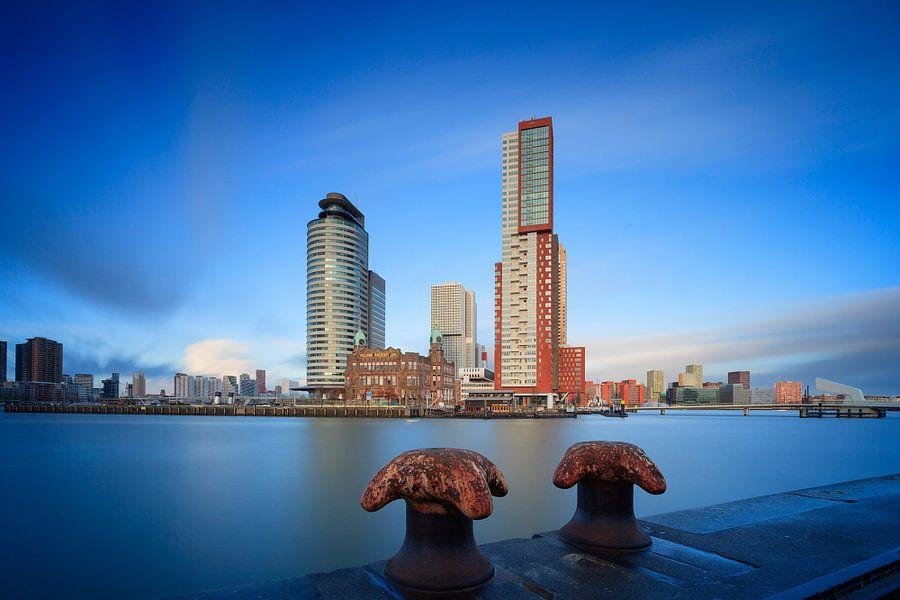 moderne architectuur op de Kop van Zuid van gaps photography