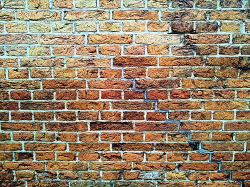 De muur komt tot leven van