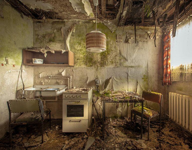 Hell's Kitchen van Olivier Photography