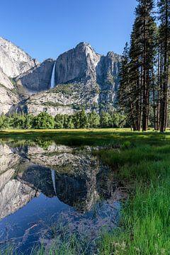 Yosemite Falls Mirror sur Thomas Klinder