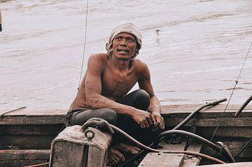 Boot monteur van Jonai