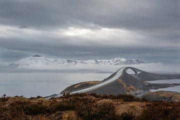 Atlantikstrasse in Norwegen von Maik Richter