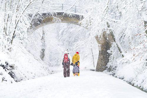 Sneeuwwandeling 27-02-2020