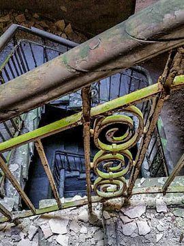 Treppe 3 von PAPARAzzSSI Freelance Fotografie