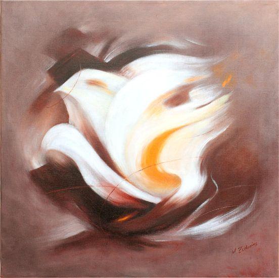 Impression Art abstract van Marita Zacharias