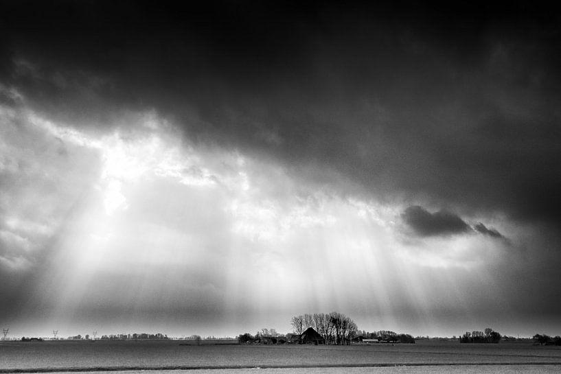Breaking light van Rene van Rijswijk