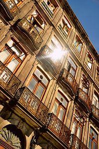 Window Light/ Porto / Portugal van