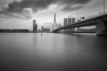 Rotterdam skyline van Rob Eijfferts