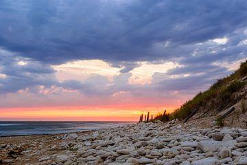 Sonnenuntergang auf der Ile d' Oléron von 7Horses Photography