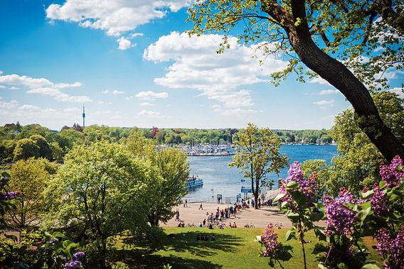Berlin – Wannsee Lake