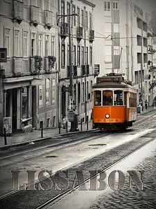 Lissabon lijn 28 van
