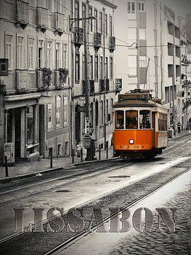 Lissabon lijn 28 van Carina Buchspies