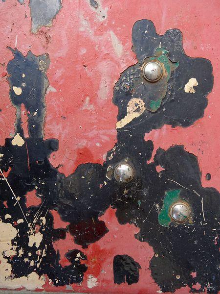 Urban Abstract 245 van MoArt (Maurice Heuts)