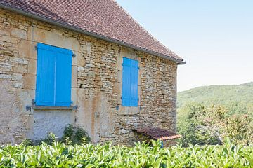Huis in Frankrijk von Tess Smethurst-Oostvogel