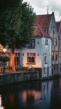 Le village d'Oudewater sur AciPhotography