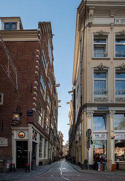 Sint Olofsteeg Amsterdam van Peter Bartelings Photography