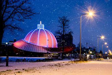 La plus grande décoration de Noël au monde sur Pia Van Hemmen