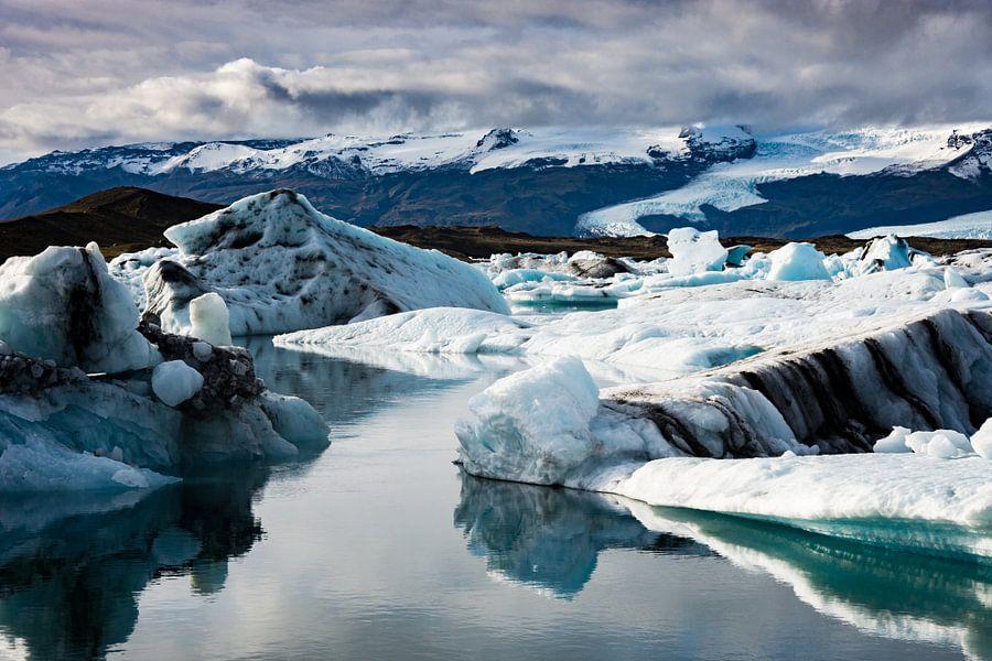 Gletsjerijs van Samantha Schoenmakers