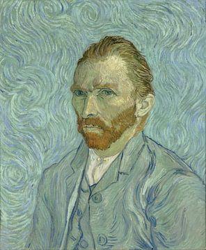 Self-Portrait, Vincent van Gogh sur