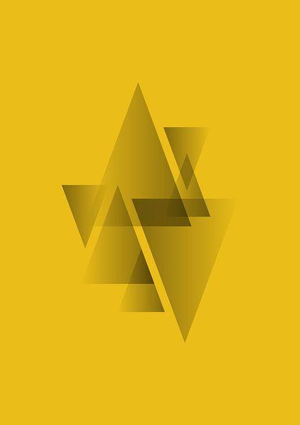 Muster 3 (gelb) von Rene Hamann