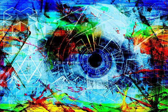 Arithmetic eye