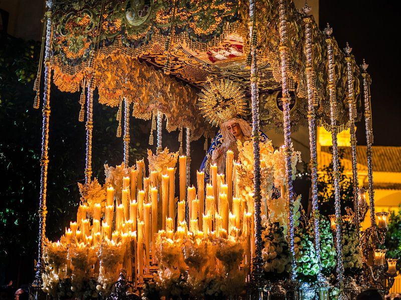 Virgen de las Angustias van Harrie Muis